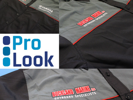 Custom Shirts for Buckland Marine Ltd