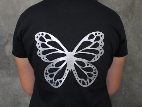 Brilliant Butterflies for LA Fundraiser