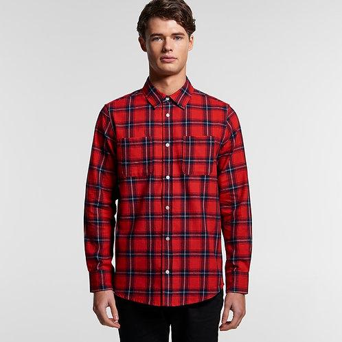 Plaid Shirt 5413