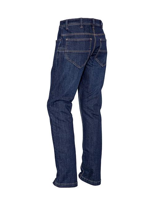 ZP507 Mens Stretch Demin Work Jeans