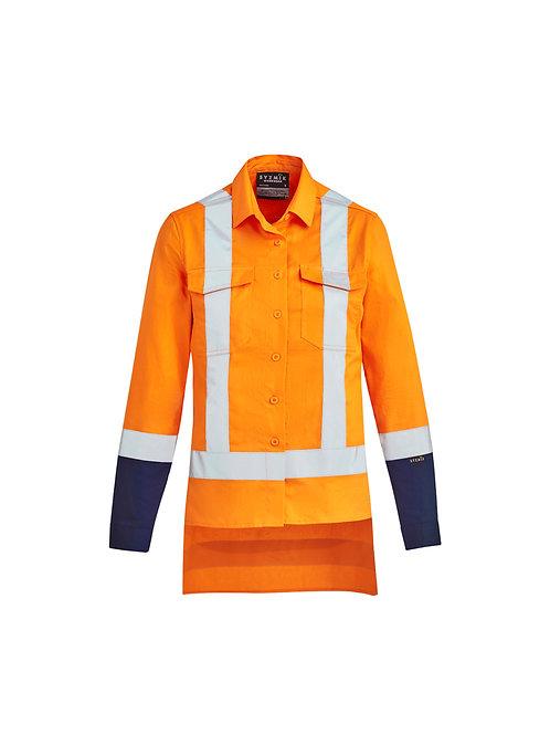 ZW730 Womens TTMC-W Drill Work Shirt