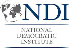 NDI Logo with _National Democratic Insti
