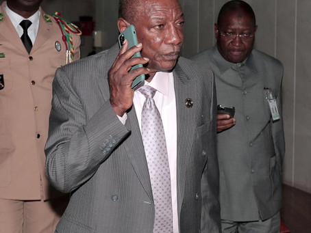 Mali coup, third-term bids fan fears of West African democracy backslide