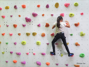 4 reasons to visit Climbers Laboratory at Woodleigh Park in Singapore