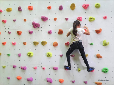 4 reasons to visit Climbers Laboratory at Woodleigh Park in Singapore (CLOSED)