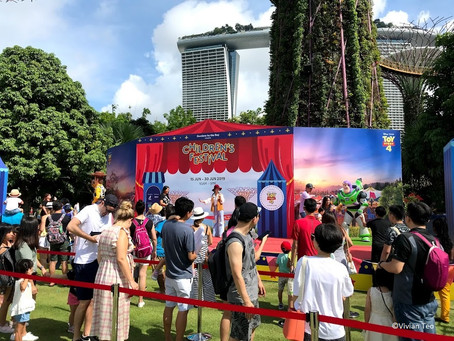5 not-to-miss highlights at the Toy Story-themed Children's Festival at Gardens by the Bay