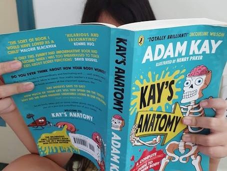 READ & REVIEWED: Kay's Anatomy by Adam Kay