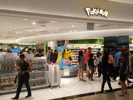 6 things that will wow you at the Pokemon Centre at Jewel Changi Airport