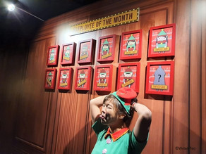 We had a blast at Singapore Science Centre's Sci-sational Christmas: The Elves' HQ! Here's why