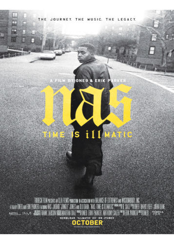 Nas/Time Is Illmatic