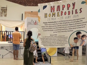 Why Happy Homebodies at The Artground is a happy place for kids
