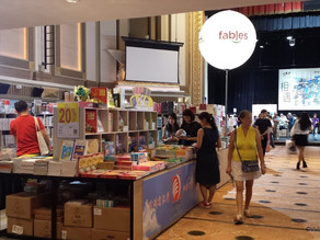 5 not-to-miss goodies at Singapore Book Fair 2019