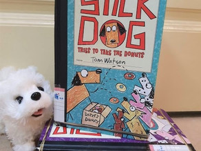 READ & REVIEWED: (UPDATED) The Stick Dog series by Tom Watson