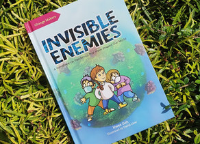 READ & REVIEWED: Invisible Enemies by Hwee Goh