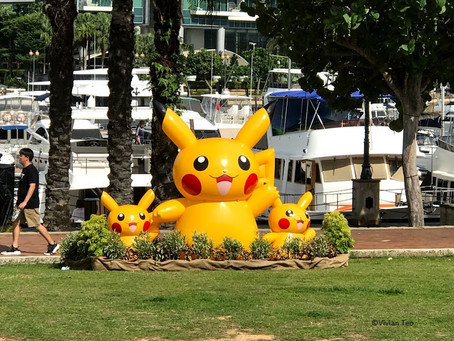 5 must-knows before going on the Pokemon Adventure at Pokemon Carnival Sentosa