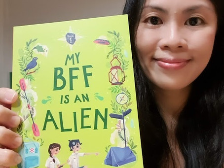 Top 5 latest happenings with My BFF is an Alien