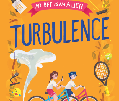 Turbulence now available for preorder!