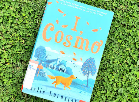 READ & REVIEWED: I, Cosmo by Carlie Sorosiak