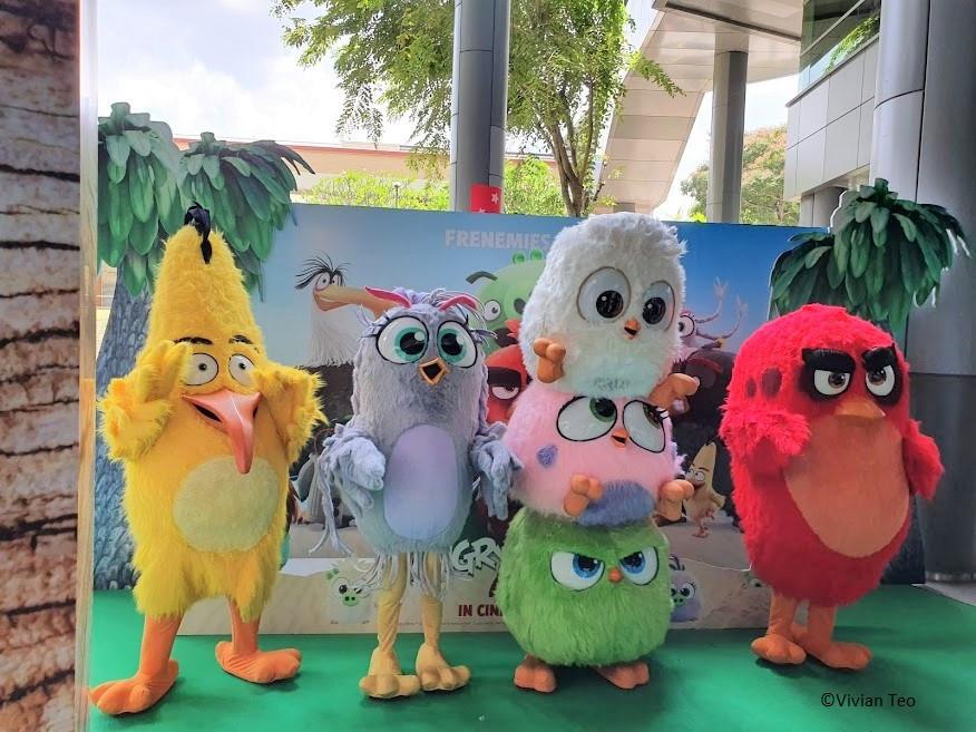 Angry Birds Movie 2 Nex Singapore