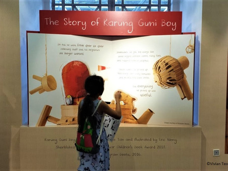 The beginner's guide to the Children's Biennale at National Gallery Singapore
