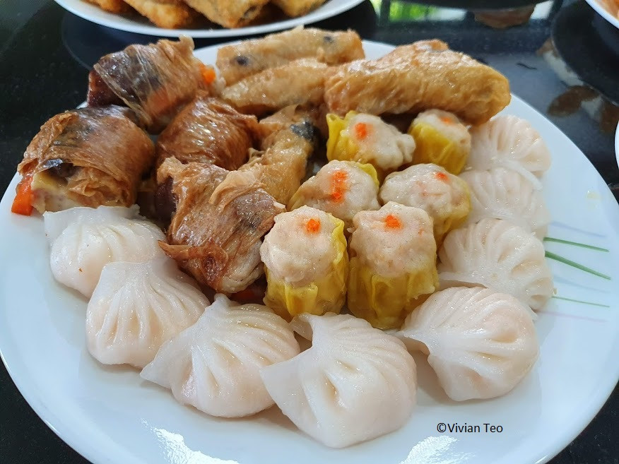 Hong Kong Zhai House of Dim Sum Singapore delivery order dining yum cha