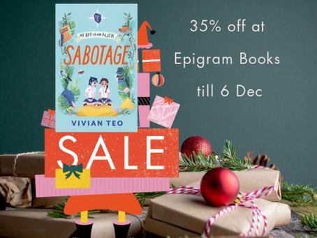 Get Sabotage at 35% off!
