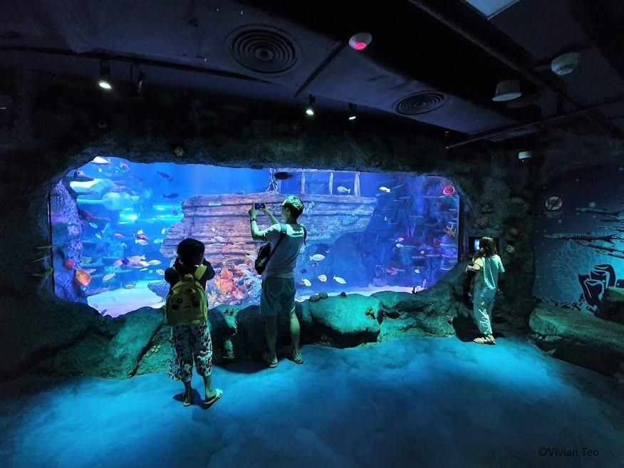 Legoland Malaysia SEA Life aquarium Johor Bahru