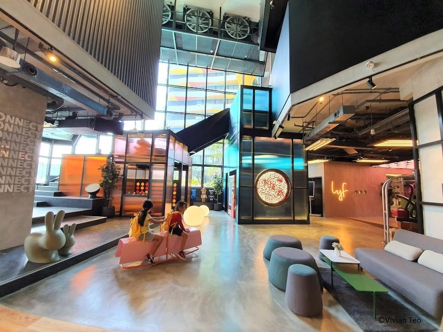 5 highlights you'd love at new co-living space lyf Funan