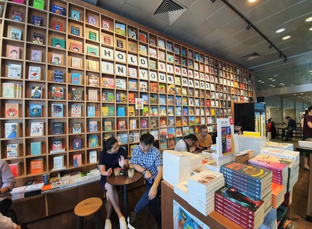 Why you need to visit Huggs-Epigram Coffee Bookshop at least once in your lifetime