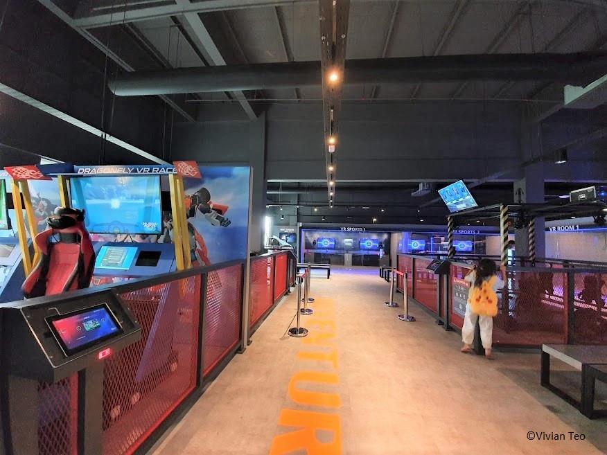 Mall of Medini Malaysia Vrinity