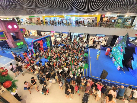 3 must-knows before helping 'PJ Masks Save Christmas @ NEX' mall
