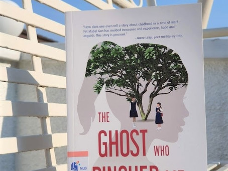 READ & REVIEWED: The Ghost Who Pinched Me by Mabel Gan