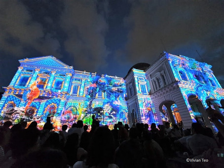 A quick-and-easy guide to Singapore Night Festival 2019 (for those with young kids and little time!)