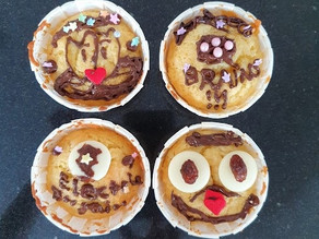 Stay-home fun with Bakeri muffin baking kit