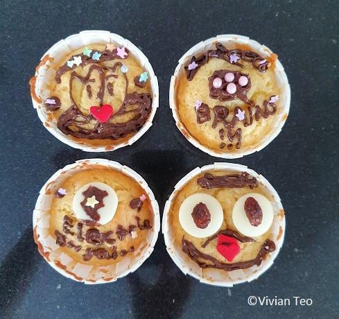 Bakeri Singapore baking kit muffin