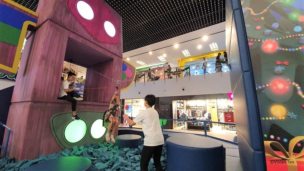 PJ Masks Nex shopping mall Singapore
