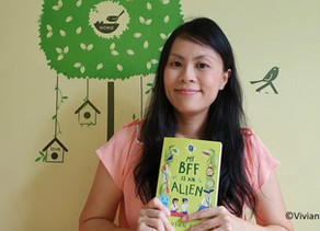 Answers to four burning questions about My BFF is an Alien