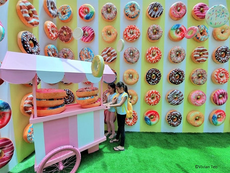 Going to The Dessert Museum at Plaza Singapura? Here are 3 must-knows
