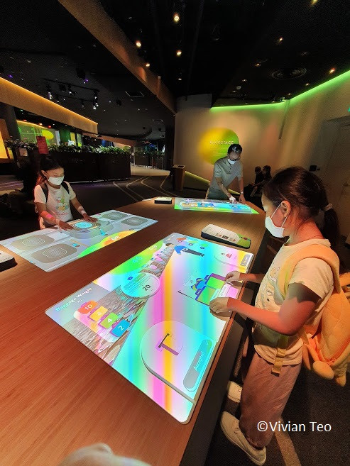 Changi Experience Studio Jewel Singapore kids activities