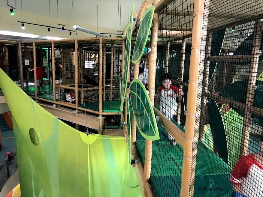 Kidz Amaze Safra Jurong Singapore indoor playground
