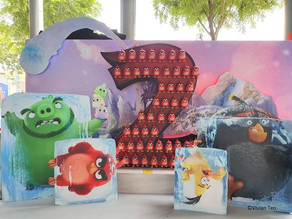 The Angry Birds have landed at NEX mall! Here's why you and kids might want to do the same