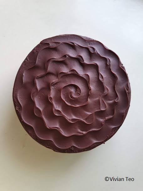 Bakeri Singapore Belgium Chocolate Cake