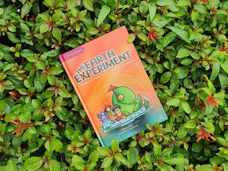 READ & REVIEWED: The Earth Experiment by Hwee Goh