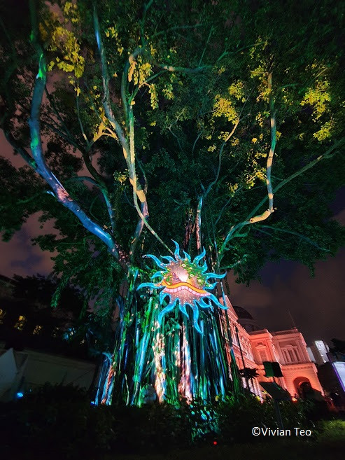 The Legend of Ramayana by Spectaculaires Singapore Night Festival 2019 National Museum