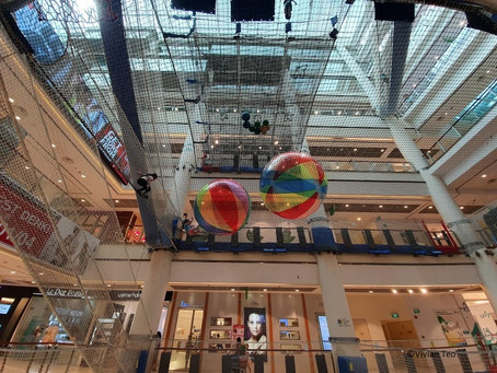 5 reasons why we love the Airzone net playground at City Square Mall