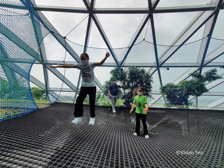 Taking kids to Canopy Park and Bouncing Nets this holiday? Read this first!