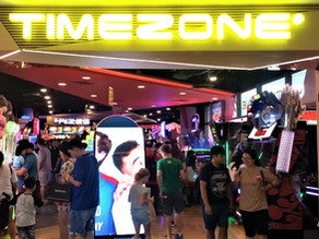 What's a birthday party at a games arcade like? A review from a Timezone party guest
