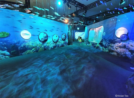 5 highlights your kids will love at the Living Worlds: An Animal Planet Experience exhibition