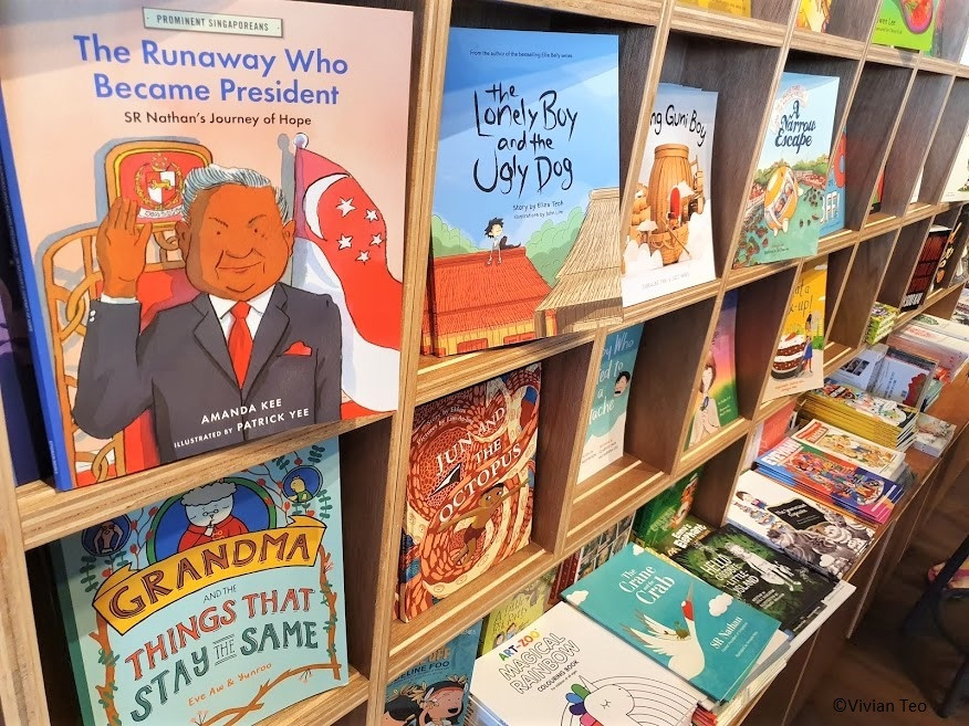 Epigram Huggs Coffee Bookshop Singapore kidlit children books stories literature middle grade young adult picture