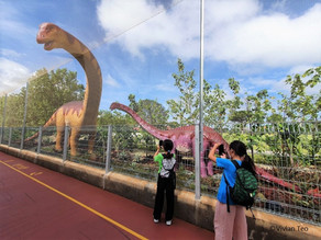 Taking the kids to Jurassic Mile? Here are 8 things to know!